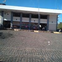 Photo taken at Terminal Rodoviário by Rodrigo Turismo on 8/1/2012