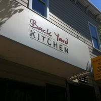 Photo taken at Back Yard Kitchen by Dan S. on 8/26/2012