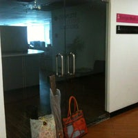 Photo taken at Ensign Media Co.,Ltd by Arada V. on 7/2/2012