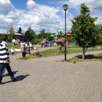 Снимок сделан в Парк Детского Отдыха пользователем Павел С. 7/1/2012