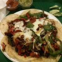 Photo taken at Taqueria La Hacienda by Thanh G. on 4/27/2012