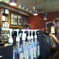 Photo taken at Starbucks by Jenn H. on 3/30/2012