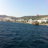 7/12/2012에 Barış K.님이 Halikarnas İskele에서 찍은 사진