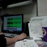 Photo taken at VoiceAmerica.com WorldTalkRadio.com by Michael M. on 12/15/2011