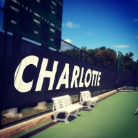 Photo taken at Halton-Wagner Tennis Complex by Birch Co on 9/9/2012