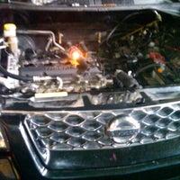 Photo taken at Bengkel AnS Perfect Car by Yogi S. on 5/12/2011