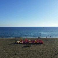 Photo taken at Avda De Las Playas by Alan G. on 11/30/2011