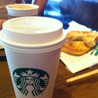 Photo taken at Starbucks by Amanda D. on 7/28/2012