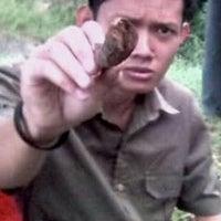 Photo taken at Gorengan 350 by Gatot S. on 6/5/2011