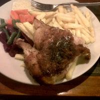 Photo taken at Pardos Chicken by Claret C. on 7/19/2012