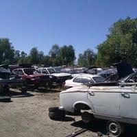 Photo taken at U & I Auto Parts Wrecking by Elena on 10/12/2011