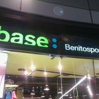 Photo taken at Base Benito Sport by Mari Carmen V. on 4/20/2012