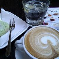 Photo taken at Bacio Café by Mark A. on 10/31/2011