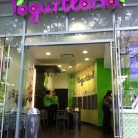 Photo taken at Yogurtland by Apolo L. on 6/29/2011