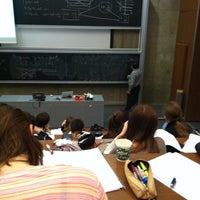 Photo taken at Institut d'Optique Graduate School by jEAN B. on 3/28/2011