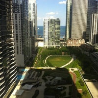 Photo taken at Fairmont Chicago by Sherri M. on 5/29/2012