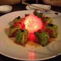 Photo taken at Kiku Sushi by Nidhi C. on 5/18/2012