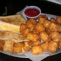 Photo taken at The Corner Restaurant & Bar by DAR on 4/5/2012