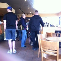 Photo taken at Starbucks by David on 5/4/2012