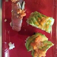 Photo taken at Oishi Sushi by Jeanine C. on 9/23/2011