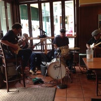 Photo taken at Marin Coffee Roasters by Abra B. on 3/23/2012