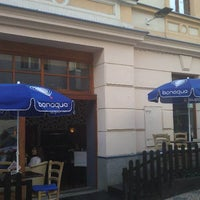 Photo taken at 2 pazzi restaurant by Tomas K. on 6/9/2011
