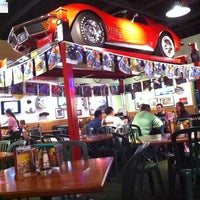 Photo taken at Quaker Steak & Lube® by Gabe S. on 9/28/2011