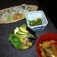 Photo taken at Waraji Japanese Restaurant by Anora M. on 7/24/2011