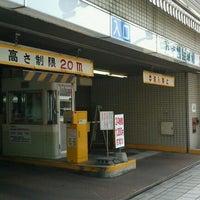 Photo taken at 万年橋駐車場 by Takayuki N. on 5/4/2011