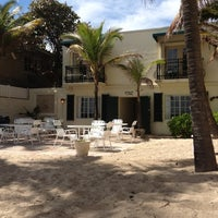 Photo taken at Courtyard Villa On The Ocean Lauderdale By the Sea by Logan M. on 2/20/2012