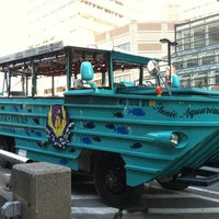 Photo taken at Boston Duck Tour (Prudential Center) by M. S. on 7/14/2011
