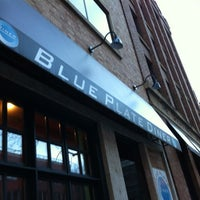 Photo taken at Blue Plate Diner by Lisa M. on 12/18/2011