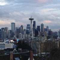 Photo taken at Kerry Park by Samantha S. on 3/19/2012