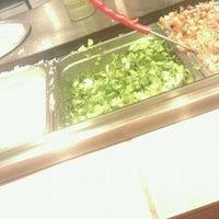 Photo taken at Burro Burrito by chubbstar on 11/13/2011