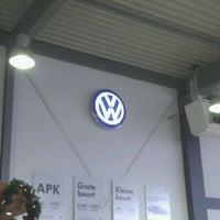 Photo taken at Autobedrijf van Mossel by Mark d. on 12/28/2011
