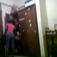 Photo taken at D'hilda hostel by David A. on 1/26/2012