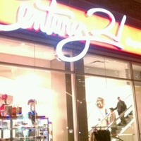 Photo taken at Century 21 Department Store by Farah F. on 11/20/2011