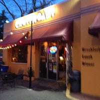 Photo taken at Crossroads Coffee & Ice Cream by V B. on 3/19/2012