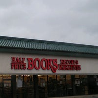 Photo taken at Half Price Books by Joe R. on 3/3/2012