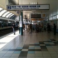 Photo taken at Keisei-Funabashi Station (KS22) by Musei98 on 4/23/2011