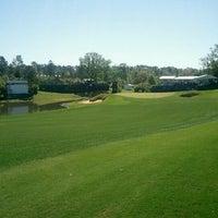 Photo taken at Fallen Oak Golf Course by Philip S. on 3/24/2012