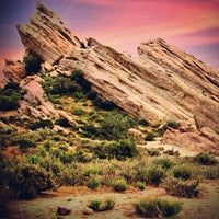 Photo taken at Vasquez Rocks Park by Reyn H. on 2/29/2012