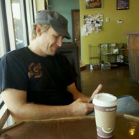 Photo taken at The Good Cherry Coffee & Tea by Kevin M. on 10/27/2011