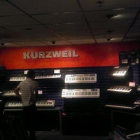 Photo taken at Guitar Center by Dave W. on 9/8/2011