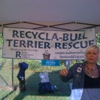 Photo taken at Canton Paw Park by Chris G. on 10/8/2011