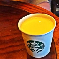 Photo taken at Starbucks Coffee by Apple M. on 9/1/2012