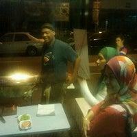Photo taken at Mustafa Jones Burger by Bart H. on 9/28/2011