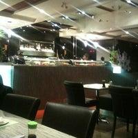 Photo taken at Ye's Sushi by Gaetan V. on 2/5/2011