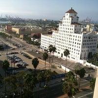 Photo taken at Renaissance Long Beach Hotel by Breanna K. on 10/15/2011