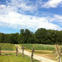 Photo taken at Mapleside Farms by Brian G. on 9/17/2011